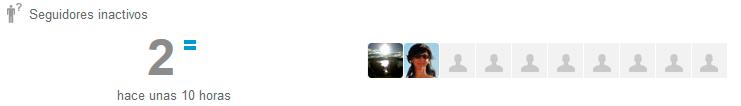 seguidores inactivos twitter